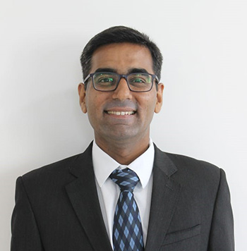 Dr Yogen P. Chheda