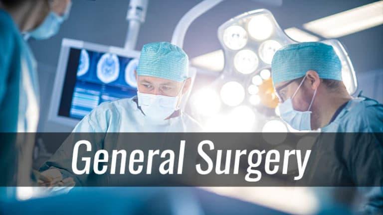 Genral Surgery